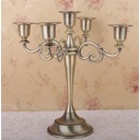Classic/Candle Holder Nice/Vintage/Exquisite Alloy Candle Holder (Sold in a single piece)/(Not including candles)