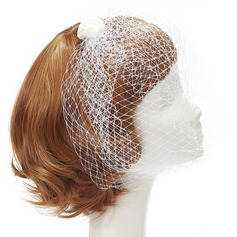 Hottest Net Yarn/Satin Fascinators
