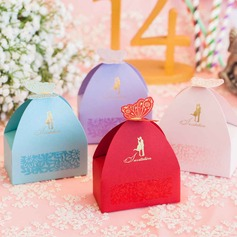 Butterfly Top Favor Boxes