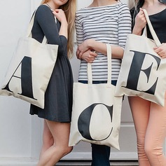 Bridesmaid Gifts - Canvas Style Canvas Tote Bag (256172692)