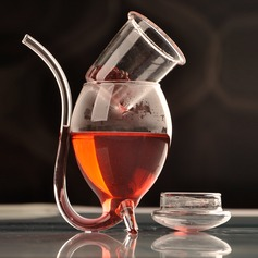 Glass Tea Party Favors/Wine Cup