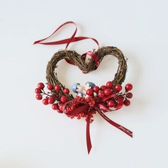 Classic/Nice Lovely/Beautiful/Heart Shaped Artificial Flowers Wedding Ornaments
