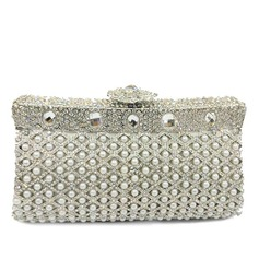Elegant Alloy Clutches/Luxury Clutches