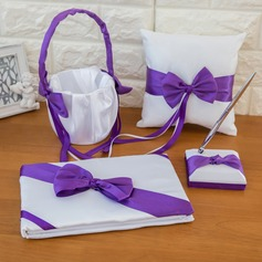 Romantic Collection Set With Ribbons/Bowknot