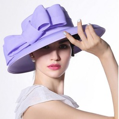 Ladies' Beautiful/Fashion/Glamourous With Bowknot Beach/Sun Hats