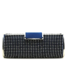 Elegant Satin/Crystal/ Rhinestone Clutches