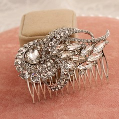 Eye-catching Alloy Combs & Barrettes