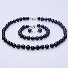 """Gorgeous Pearl/""""AA"""" Pearl Ladies' Jewelry Sets"""