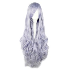 Loose Wavy Synthetic Hair Synthetic Wigs 380g