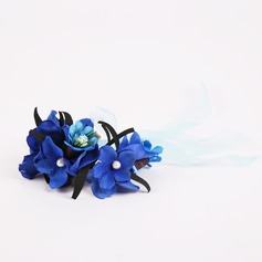 Lovely PE Wrist Corsage -