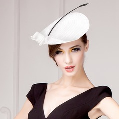 Dames Elegant/Uniek Papyrus Fascinators