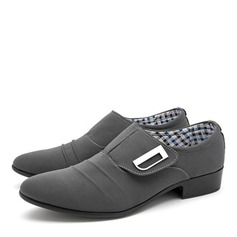 Men's Fabric Monk-straps Casual Men's Oxfords
