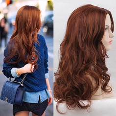 Loose Wavy Synthetic Hair Capless Wigs 250g
