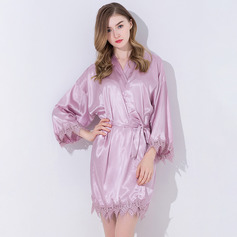 Bridesmaid Gifts - Cute Lace Robe