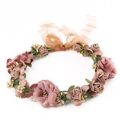 Ladies Exquisite Polyester Headbands