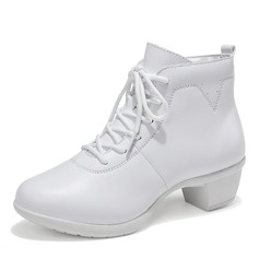 Women's Modern Jazz Sneakers Dance Boots Dance Shoes