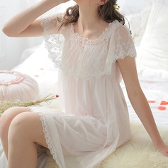 Lace/Cotton Bridal/Feminine Sleepwear