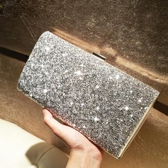 Shining Crystal/ Rhinestone/Sparkling Glitter Clutches/Fashion Handbags (012103352)