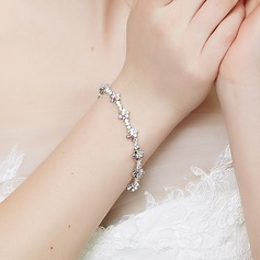 Nice Alloy With Rhinestone Women's/Ladies' Bracelets