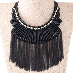 Unique Alloy Cloth Women's Fashion Necklace (Sold in a single piece)