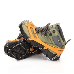 Eight-toothed Crampons Non-slip Shoe Covers/Snow-resistant Wear-resistant Anti-slip Climbing Claws Outdoor Products