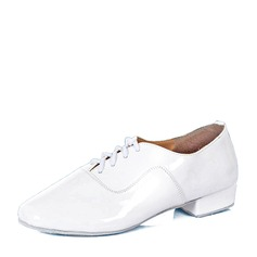 Men's Leatherette Latin Ballroom Dance Shoes