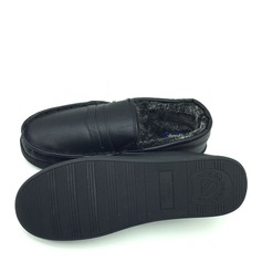 Men's Leatherette Casual Men's Slippers