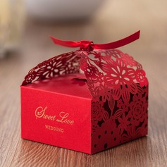 Forever Love Other Card Paper Favor Boxes