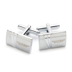 Personalized Classic Style Copper Cufflinks (200081048)
