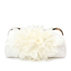 Gorgeous Satin/Chiffon Clutches