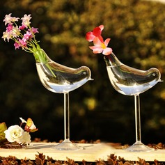 """Love Bird"" Glass Vase (128035820)"