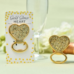 Creative/Classic/Simple Hearts Shape Zinc alloy Bottle Openers