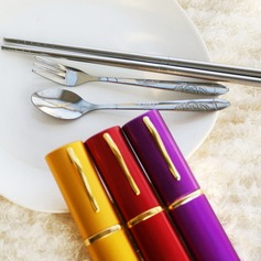 Personalized Simple Stainless Steel Kitchen Tools