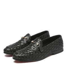 Mannen Kunstleer Horsebit Loafer Casual Loafers voor heren