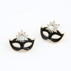 Stylish Alloy Girls' Fashion Earrings