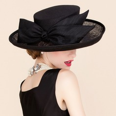 Ladies' Beautiful Cambric With Bowler/Cloche Hat (196086555)