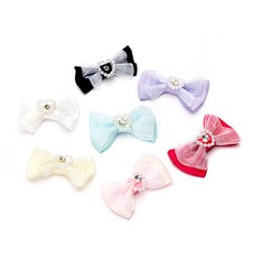 Lovely Bowknot Fabric Decorative Accessories