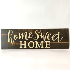 Simple/Classic Sweet Wooden Wedding Sign