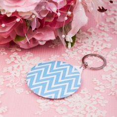 Plastic Compact Mirror/Keychains