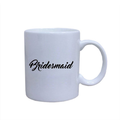 Bridesmaid Gifts - Fashion Keramik Mug