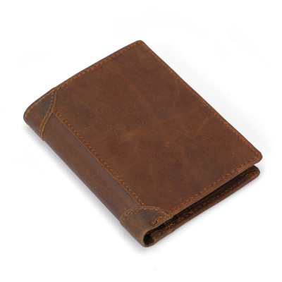 Groom Gifts - Classic Leather Wallet