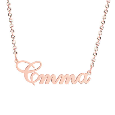 Bridesmaid Gifts - Personalized Fashion Alloy Necklace