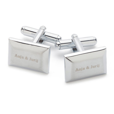 Groom Gifts - Personalized Vintage Alloy Cufflinks