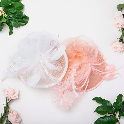 Bride Gifts - Beautiful Feather Hats