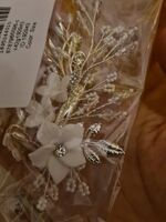 Classic Alloy Hairpins With Rhinestone/Venetian Pearl/Crystal (Sold in single piece) (042192943)