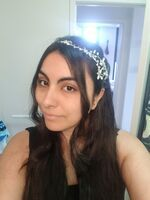 Beautiful Alloy Headbands With Crystal (Sold in single piece) (042163444)