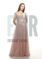 A-Line/Princess V-neck Floor-Length Chiffon Prom Dresses With Ruffle Beading Sequins (018022748)