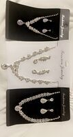 Hottest Alloy With Rhinestone Ladies' Jewelry Sets (011125322)