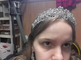 Ladies Gorgeous Alloy Tiaras (042109660)