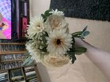 Silk Flower/Plastic Bridesmaid Bouquets/Decorations (Sold in a single piece) - (123224825)